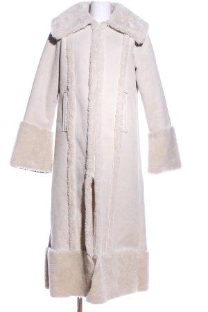 Vero Moda Floor-Lenght Coat cream casual look