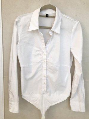 Vero Moda Body / Bluse Weiß in Gr L - XL