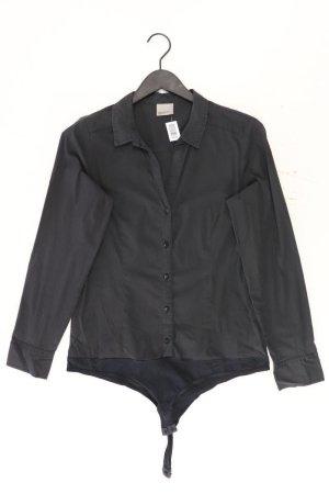 Vero Moda Blusa tipo body negro Algodón