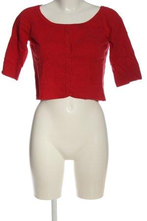 Vero Moda Bolero rood casual uitstraling