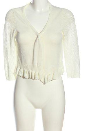 Vero Moda Bolerko w kolorze białej wełny W stylu casual