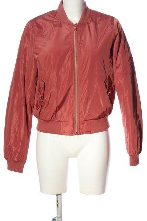 Vero Moda Bomberjacke pink Casual-Look