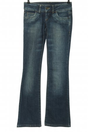 Vero Moda Boot Cut Jeans blau Casual-Look