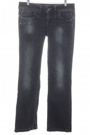 Vero Moda Boot Cut Jeans blau Casual-Look