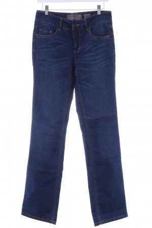Vero Moda Jeansy o kroju boot cut niebieski W stylu casual