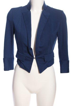 Vero Moda Korte blazer blauw elegant