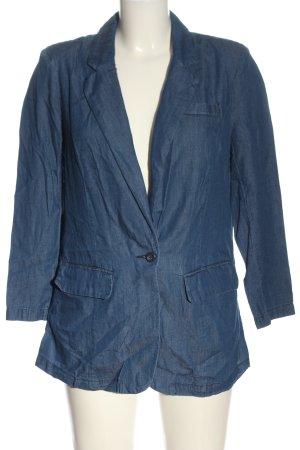 Vero Moda Boyfriend blazer lila-blauw elegant