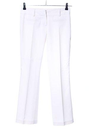 Vero Moda Pantalón de pinza blanco look casual