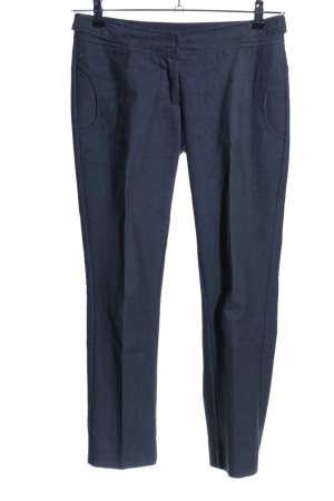Vero Moda Bundfaltenhose blau Casual-Look
