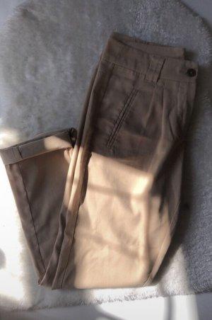 Vero Moda Spodnie z zakładkami Wielokolorowy