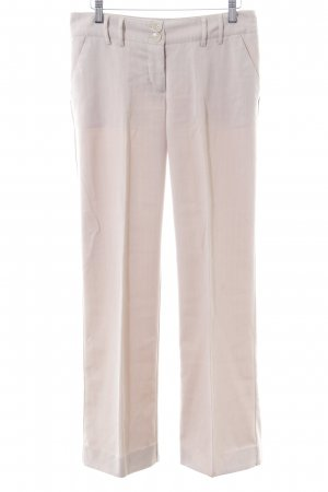 Vero Moda Pleated Trousers natural white casual look