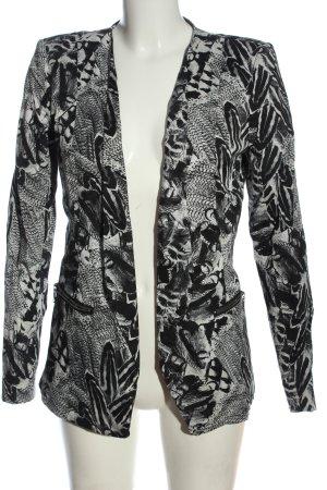 Vero Moda Cabanjacke abstraktes Muster Business-Look