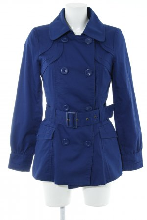 Vero Moda Marynarska kurtka niebieski Plastikowe elementy