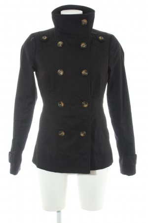 Vero Moda Pea Jacket black