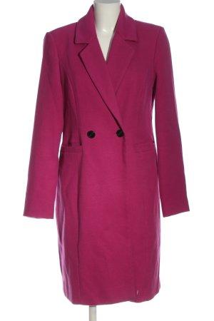 Vero Moda Abrigo de piloto rosa elegante
