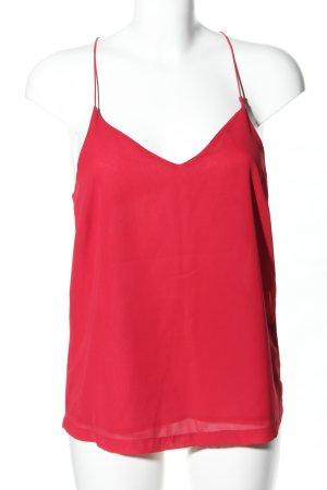 Vero Moda Canottiera rosso stile casual