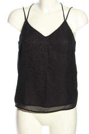 Vero Moda Camisole schwarz Casual-Look