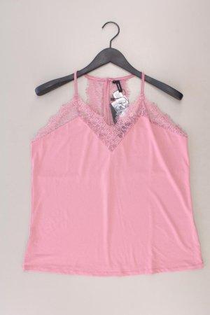 Vero Moda Camisole lichtroze-roze-roze-neonroos Polyester