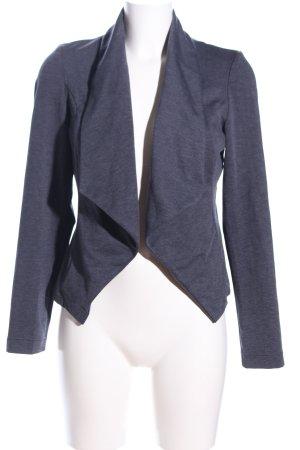 Vero Moda Cardigan blau meliert Casual-Look