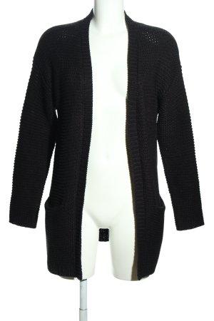 Vero Moda Cardigan schwarz Casual-Look