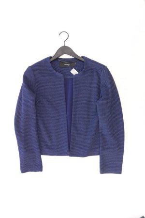 Vero Moda Cardigan Größe 40 Langarm blau aus Viskose