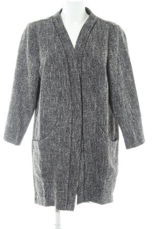 Vero Moda Cardigan schwarz-grau meliert Casual-Look