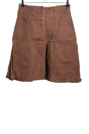 Vero Moda Jupe cargo brun style décontracté