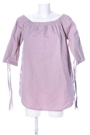 Vero Moda Carmen-Bluse pink Casual-Look