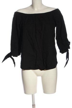 Vero Moda Carmen Blouse black casual look