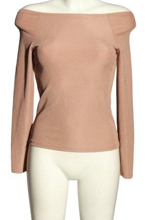 Vero Moda Top épaules dénudées rose style décontracté