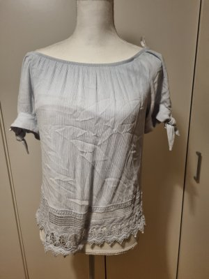 Vero Moda Carmen Shirt azure