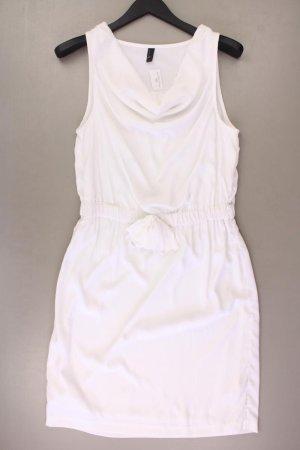 Vero Moda Robe chiffon blanc cassé polyester