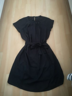 Vero Moda Szyfonowa sukienka czarny