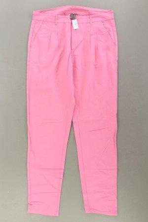 Vero Moda Chinohose Größe M rosa aus Baumwolle