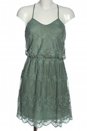 Vero Moda Cocktailkleid grün Elegant