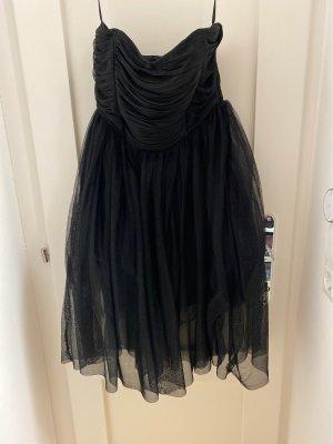 Vero Moda Sukienka z gorsetem czarny