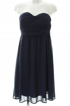 Vero Moda Cocktailkleid dunkelblau Elegant