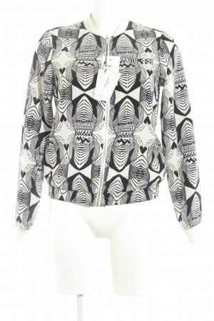Vero Moda Collegejacke Animalmuster Casual-Look