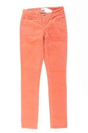 Vero Moda Cordhose Größe S orange aus Baumwolle