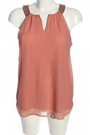 Vero Moda Crash-Bluse pink Casual-Look