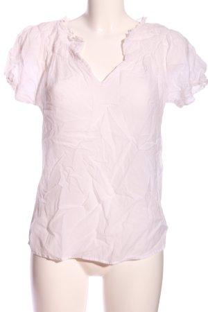 Vero Moda Crash-Bluse pink Casual-Look