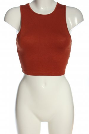 Vero Moda Cropped Top rot Casual-Look
