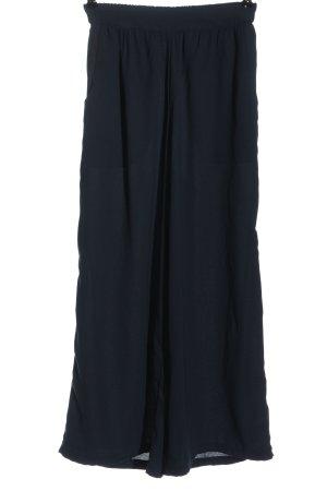 Vero Moda Culottes blau Business-Look