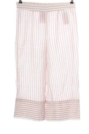 Vero Moda Culotte blanc-rose imprimé allover style décontracté