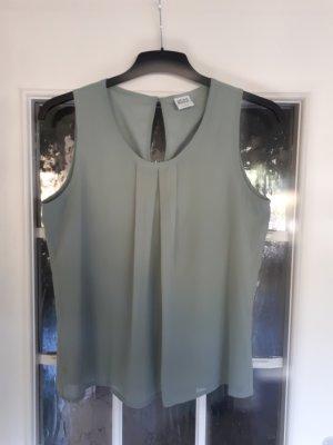 Vero Moda Blouse topje grijs-groen