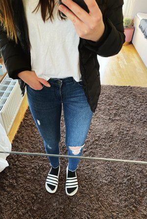 Vero Moda destroyed Jeans