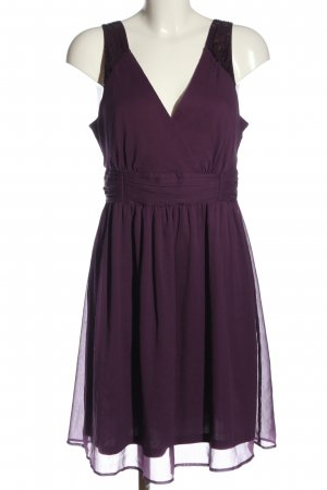 Vero Moda Robe empire violet élégant