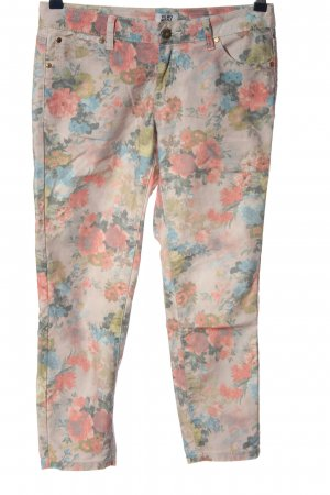 Vero Moda Five-Pocket-Hose Allover-Druck Casual-Look