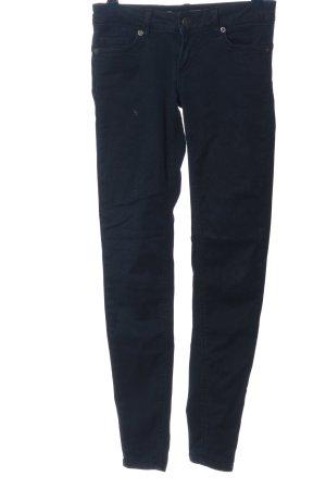 Vero Moda Five-Pocket-Hose blau Casual-Look