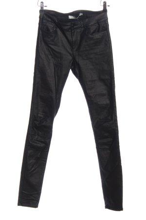 Vero Moda Five-Pocket-Hose schwarz Casual-Look